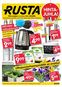 Rusta -luettelo, Turku ( 3 päivää jäljellä )