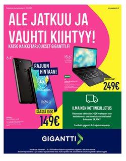 Gigantti -luettelo, Tampere ( Vanhentunut )