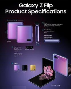 Tarjouksia yritykseltä Samsung kaupungissa Samsung lehtisiä ( Yli 30 päivää)