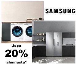 Tarjouksia yritykseltä Samsung kaupungissa Samsung lehtisiä ( Vanhentunut)