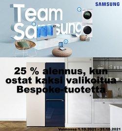 Tarjouksia yritykseltä Samsung kaupungissa Samsung lehtisiä ( 5 päivää jäljellä)