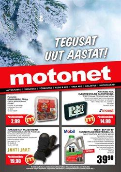 Tarjouksia yritykseltä Rautakauppa kaupungissa Motonet lehtisiä ( 5 päivää jäljellä )