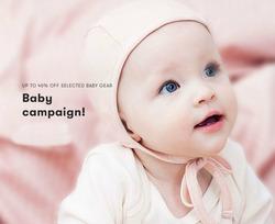 Tarjouksia yritykseltä Babyshop kaupungissa Helsinki lehtisiä