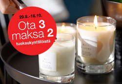 Tarjouksia yritykseltä Clas Ohlson kaupungissa Helsinki lehtisiä