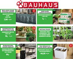 Rautakauppa tarjoukset Bauhaus kuvastossa Vantaa ( Vanhenee pian )