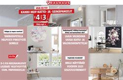 Bauhaus -luettelo, Helsinki ( Vanhentunut )