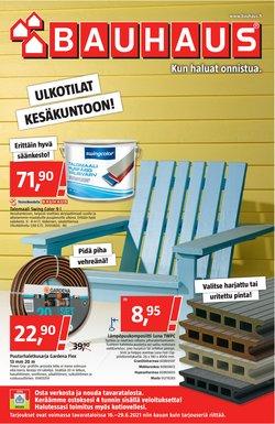 Tarjouksia yritykseltä Rautakauppa kaupungissa Bauhaus lehtisiä ( Julkaistu tänään)