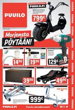 Rautakauppa tarjoukset Puuilo kuvastossa Iisalmi ( 11 päivää jäljellä )