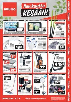 Tarjouksia yritykseltä Rautakauppa kaupungissa Puuilo lehtisiä ( Julkaistu tänään)
