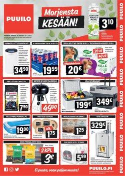 Tarjouksia yritykseltä Puuilo kaupungissa Puuilo lehtisiä ( Julkaistu tänään)
