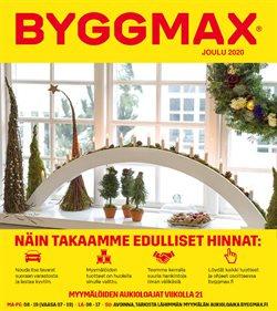 Byggmax -luettelo, Oulu ( Vanhentunut )