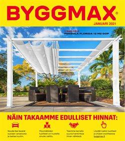 Byggmax -luettelo, Oulu ( 13 päivää jäljellä )