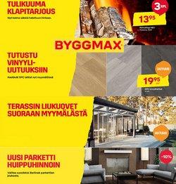 Byggmax -luettelo, Helsinki ( Vanhentunut )