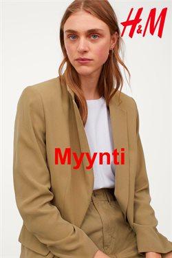 H&M luettelo, ( 5 päivää jäljellä )