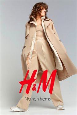 H&M luettelo, ( Yli 30 päivää)