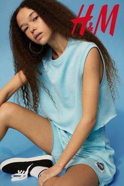 H&M luettelo, ( Julkaistu tänään)