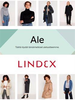 Vaatteet ja Kengät tarjoukset Lindex kuvastossa Helsinki ( 2 päivää jäljellä )