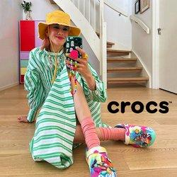 Tarjouksia yritykseltä Crocs kaupungissa Crocs lehtisiä ( 13 päivää jäljellä)