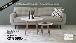 Tarjouksia yritykseltä Laulumaa kaupungissa Kuopio lehtisiä