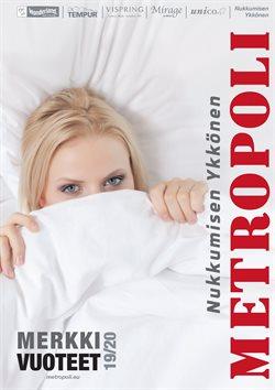 Metropoli -luettelo, Espoo ( Vanhentunut )