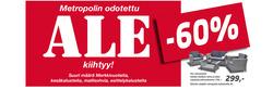 Tarjouksia yritykseltä Metropoli kaupungissa Vantaa lehtisiä