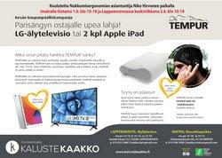 Tarjouksia yritykseltä Kaluste Kaakko kaupungissa Kaluste Kaakko lehtisiä ( 6 päivää jäljellä)
