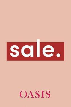 Tarjouksia yritykseltä Vaatteet ja Kengät kaupungissa Oasis lehtisiä ( 5 päivää jäljellä)