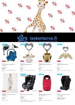 Lelut ja Vauvat tarjoukset Lastenturva kuvastossa Kuopio ( 2 päivää jäljellä )