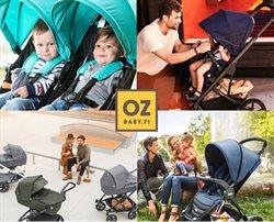 Lelut ja Vauvat tarjoukset Oz baby kuvastossa Kuopio ( 2 päivää jäljellä )