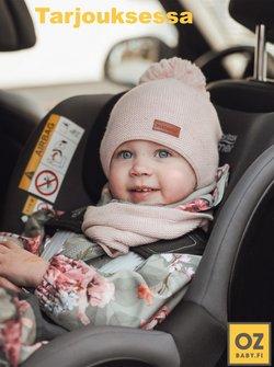 Tarjouksia yritykseltä Lelut ja Vauvat kaupungissa Oz baby lehtisiä ( 22 päivää jäljellä )