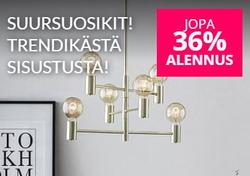 Tarjouksia yritykseltä Trademax kaupungissa Helsinki lehtisiä