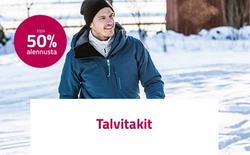 Tarjouksia yritykseltä Outnorth kaupungissa Helsinki lehtisiä