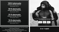 Outnorth -kuponki kaupungissa Vantaa ( Vanhenee pian )