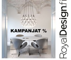 Tarjouksia yritykseltä RoyalDesign.fi kaupungissa RoyalDesign.fi lehtisiä ( 12 päivää jäljellä)