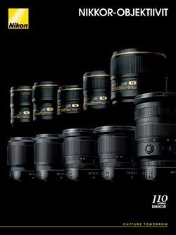 Elektroniikka ja Kodinkoneet tarjoukset Nikon kuvastossa Kouvola ( Yli 30 päivää )