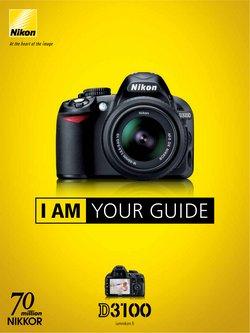 Tarjouksia yritykseltä Elektroniikka ja Kodinkoneet kaupungissa Nikon lehtisiä ( 17 päivää jäljellä)