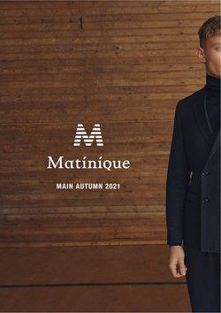 Tarjouksia yritykseltä Matinique kaupungissa Matinique lehtisiä ( Yli 30 päivää)