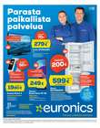 Euronics -luettelo, Tampere ( Vanhentunut )