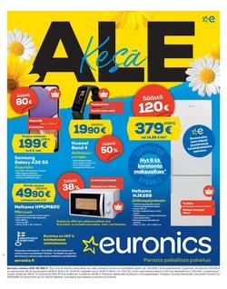 Tarjouksia yritykseltä Euronics kaupungissa Euronics lehtisiä ( Vanhentunut)