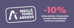 Euronics -kuponki kaupungissa Helsinki ( Vanhenee tänään )