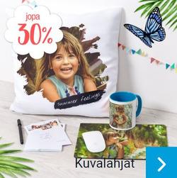 Tarjouksia yritykseltä Smartphoto kaupungissa Helsinki lehtisiä