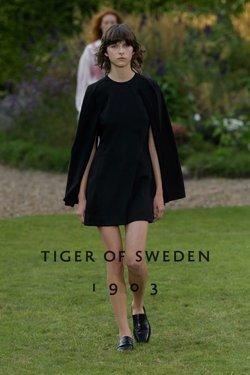 Tarjouksia yritykseltä Tiger of Sweden kaupungissa Tiger of Sweden lehtisiä ( Yli 30 päivää)