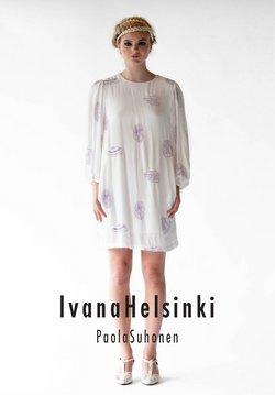 Tarjouksia yritykseltä Ivana Helsinki kaupungissa Ivana Helsinki lehtisiä ( 9 päivää jäljellä)
