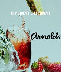 Ravintolat tarjoukset Arnolds kuvastossa Mikkeli ( 29 päivää jäljellä )