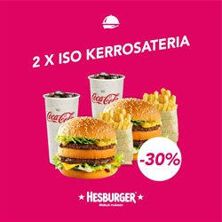 Ravintolat tarjoukset Hesburger kuvastossa Helsinki ( 24 päivää jäljellä )