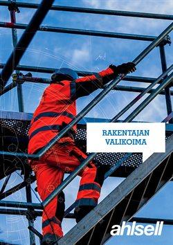 Ahlsell -luettelo, Espoo ( Yli 30 päivää )