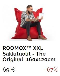 Tarjouksia yritykseltä ROOMOX kaupungissa Helsinki lehtisiä