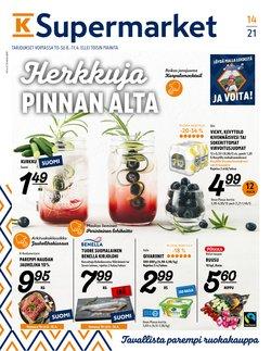K-Supermarket -luettelo, Iisalmi ( Vanhentunut )