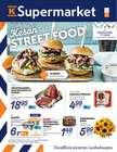K-Supermarket luettelo, ( Vanhenee tänään )
