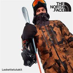 Urheilu tarjoukset The North Face kuvastossa Kuopio ( 2 päivää jäljellä )